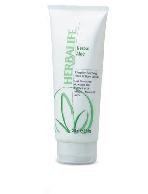 Herbal Aloe Lotiune pt Corp si Maini