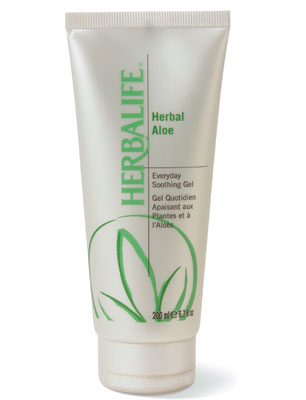 Herbal Aloe Gel