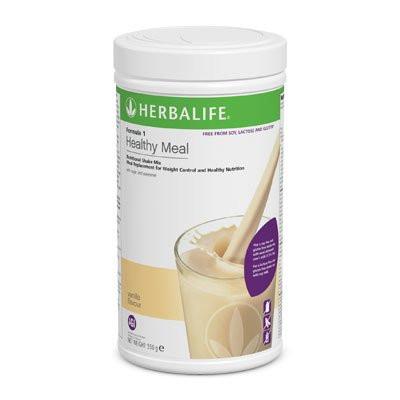 Herbalife Formula 1 Fără Alergeni - Vanilie