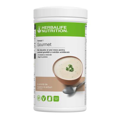 Herbalife Formula 1 Gourmet - Ciuperci și Ierburi