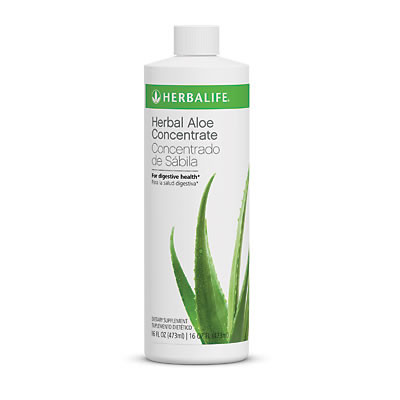 Concentrat Herbal Aloe Vera - Naturală
