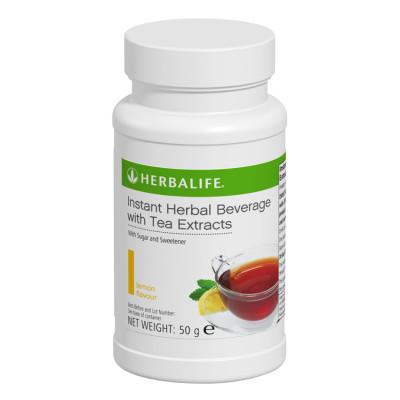 Ceai pe bază de plante - lămâie (50g)