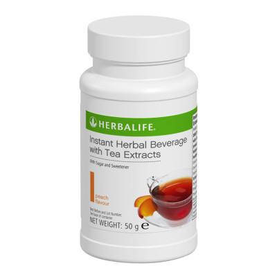 Ceai pe bază de plante - piersică (50g)