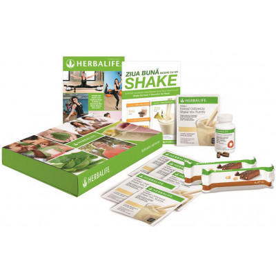 Pachetul de Start Herbalife