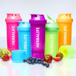 Super Shaker Herbalife Neon