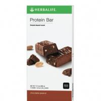 Batoane Proteice Herbalife - Ciocolată şi Alune