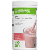 Herbalife Formula 1 Fără Alergeni - Zmeură și Ciocolată Albă