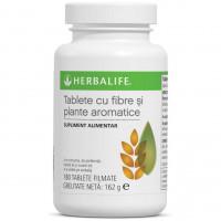 Tablete cu Fibre şi Plante Aromatice