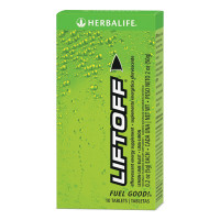 LiftOff - Lămâie verde