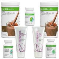 Program de Slăbire Herbalife: AntiCelulitic