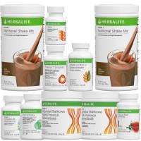 Program de Slăbire Herbalife: Avansat