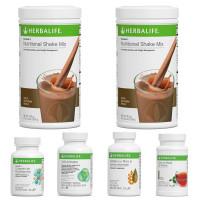 Program de Slăbire Herbalife: Mediu