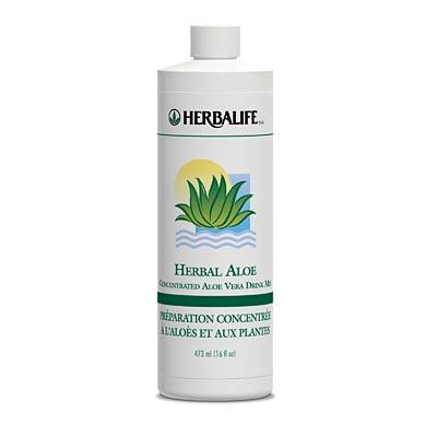 Concentrat Herbal Aloe Vera