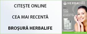 Broşura Herbalife